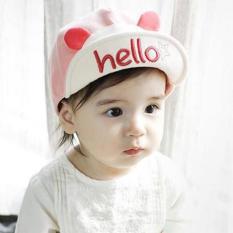 Mũ nón cho bé Mặt Cười Hello Xinh Xắn