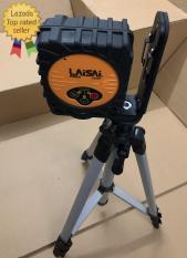 Máy cân bằng laser treo tường LAISAI LS-608. Máy cân mực treo tường Laisai