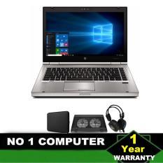 Laptop HP EliteBook 2560p Chạy CPU i7-2620M, 12.5inch, 16GB, HDD 1GB + Bộ Quà Tặng – Hàng Nhập Khẩu