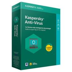 Bản quyền Diệt virus Kaspersky Anti-virus 2019