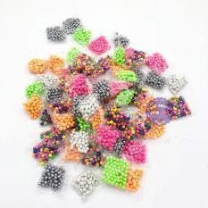 500 viên bi hạt nhựa đủ màu sắc