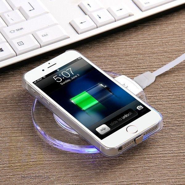 Đĩa sạc không dây Fantasy cho iPhone ,Samsung ,Oppo,Vivo.HTC,ASUS cổng Lightning ( tặng tấm bo mạch).
