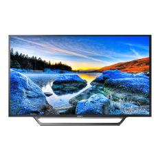Smart Tivi Led Sony 32inch HD – Model 32W600D (Đen)