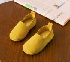 giày đế bệt siêu mềm cho bé gái