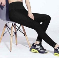 Quần tập gym cạp cao nâng mông siêu đẩy
