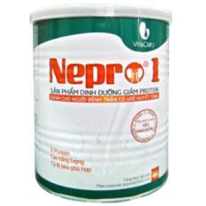 Sữa Nepro 1 900g Dinh dưỡng cho người bị thận