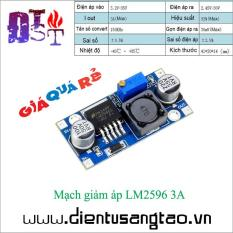 Mạch giảm áp LM2596 3A