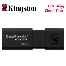 USB Kingston DataTraveler 100 G3 16GB USB 3.0 (DT100G3/16GBFR)