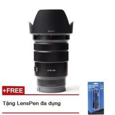 Ống kính Sony E PZ 18–105mm F4 G OSS – Hàng Sony Việt Nam- Tặng Lenspen