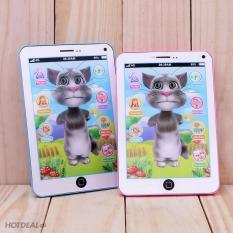 Bộ 2 iPad Mèo Tom thông minh: Biết hát, kể chuyện, thơ…
