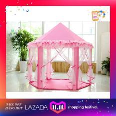 Lều trại công chúa, du lịch trẻ em có màn chống muỗi khi ngủ cho bé GDTRONGL11