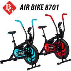 BG – Xe đạp tập thể dục Air bike thiết kế hoàn toàn mới (Red)