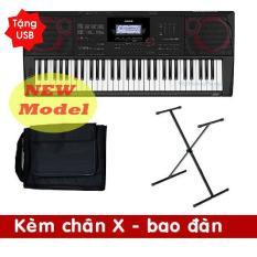 [Trả góp 0%] Đàn Organ Casio CT-X3000 kèm USB + Giá nhạc +AD + Bao đàn + Chân X – Bảo hành 2 năm – HappyLive Shop
