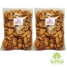 Bộ 2 gói snack mực Thái Lan cay ngọt siêu ngon [SuPhat Shop]