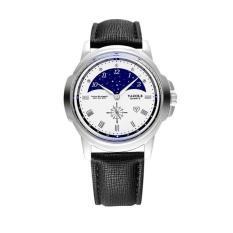 Đồng hồ nam YAZOLE 407 mẫu mới 2018 dây da PU tặng hộp sang chảnh