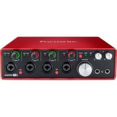 Card âm thanh Focusrite Scarlett 18i8 USB 2.0 (Gen 2)