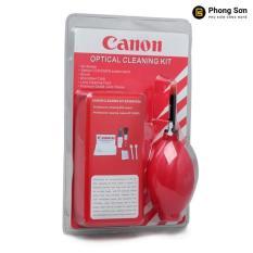 Bộ vệ sinh máy ảnh 7in1 dành cho máy DSLR (Đỏ)