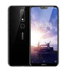 Nokia X6 64GB Ram 4GB (Xanh ) – ShopOnline24 + Cường lực 5D Full màn + Ốp lưng – Hàng nhập khẩu