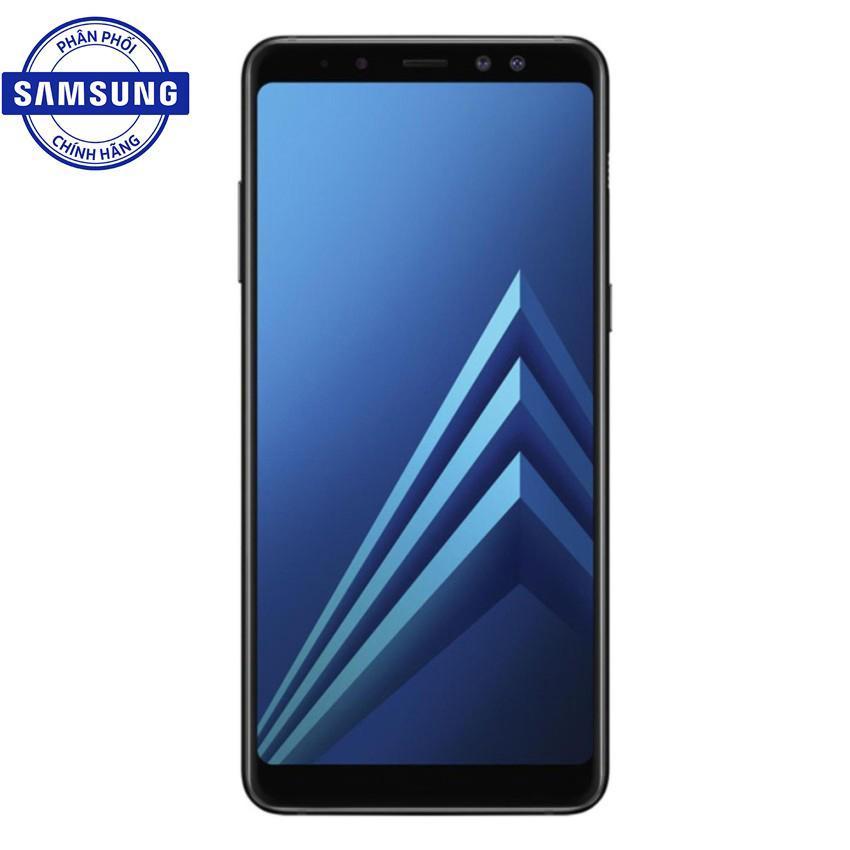 Samsung Galaxy A8+ 64Gb Ram 6Gb 6inch (Đen) - Hãng phân phối chính thức