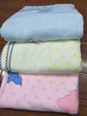 Mền khăn lông cho bé, chăn đắp cho bé, kích thước 100x105cm