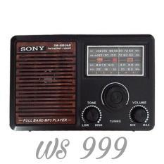 đài radio ws 999 usb thẻ nhớ