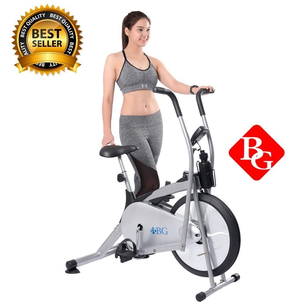 B&G Xe đạp tập thể dục Air bike 2017 (Xám)