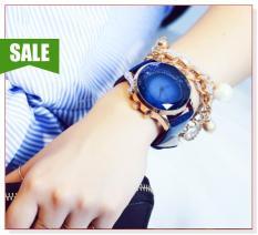 Đồng hồ nữ GUOU 8107 thiết kế đơn giản, sang trọng, phong cách