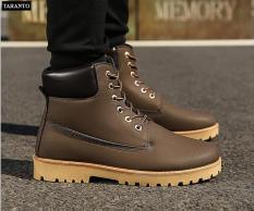 Giày bốt nam cổ cao chống thấm TARANTO TRT-GBN-02
