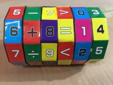 khối RuBi bảng tính