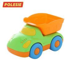 Xe tải đồ chơi Buddy – Polesie Toys Màu xanh lá cây
