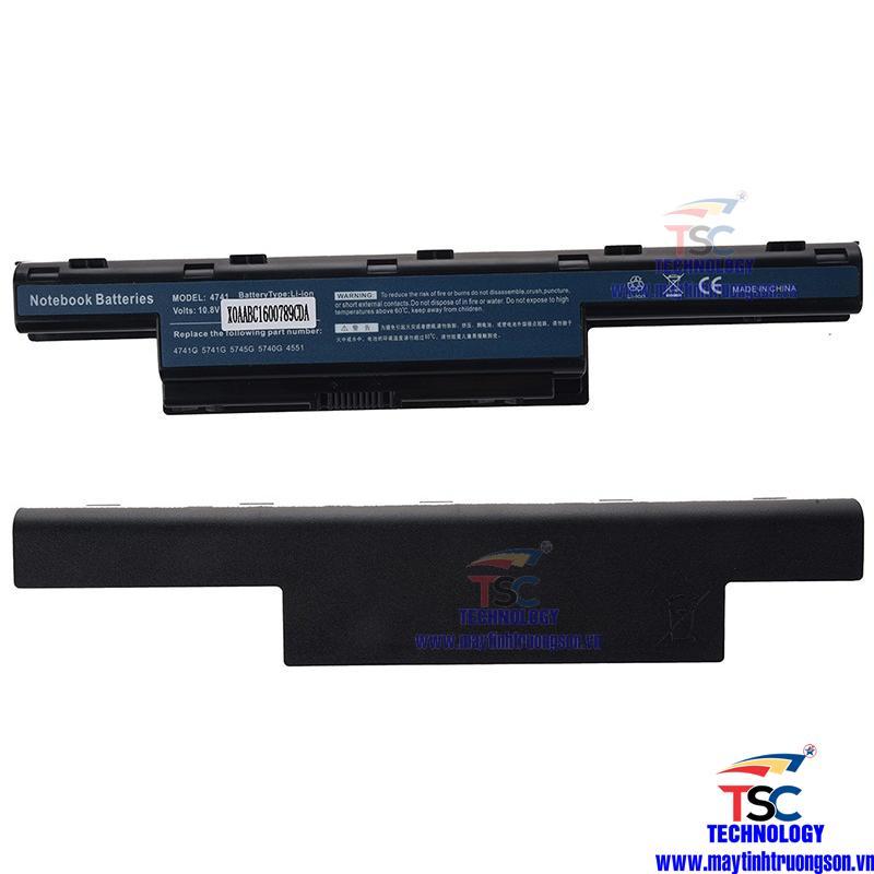 Pin Laptop Acer Aspire 4752 5250 5251 5252 4551 4741