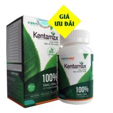 Thực phẩm chức năng Tăng Cân – Viên thảo dược Kentamax (90 viên)