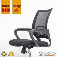 Ghế Xoay Văn Phòng [Liễu Mỹ Lai] – Tiêu Chuẩn ISO 9001-2000 SGS-RoHS – E0 Normaline – Thiên Minh Furniture