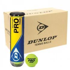 Combo 5 hộp bóng tennis Dunlop Pro Tour 4 quả