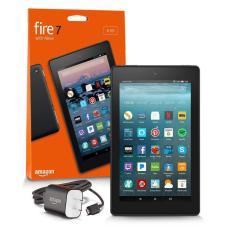 Máy tính bảng Fire 7/ 2017/8GB Wifi (Black) – Hàng nhập khẩu