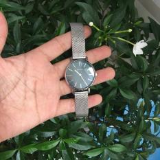 [RẺ BẤT NGỜ] Đồng hồ nữ GUOU dây thép lụa vạch số thời thượng G43-41