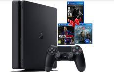 Máy chơi game Sony Ps4 slim 500gb tặng kèm 3 game siêu chất