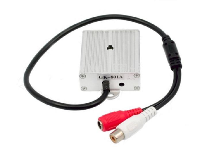 Mic thu âm cho hệ thống camera GK801A