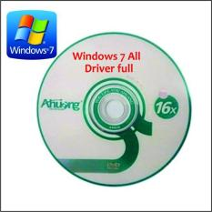 BỘ DVD COMBO WIN 7 ALL + DRIVER ALL
