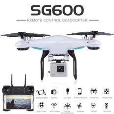 Flycam Thế Hệ Mới SG600, Camera FPV Ttruyền Hình Ảnh Trực Tiếp Về Điện Thoại RC Drone (Có tay cầm điều khiển)