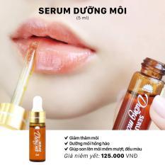 Serum dưỡng và đặc trị thâm môi Narguerite 5ml (100% thiên nhiên)