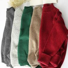 Áo len cổ 3 phân siêu hot – len dầy