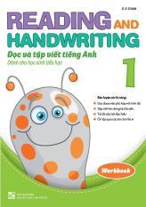 Sách: Đọc Và Tập Viết Tiếng Anh Dành Cho Học Sinh Tiểu Học – Quyển 1 / Reading and Handwriting 1