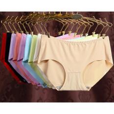 Combo 10 quần lót nữ Su chất thun lạnh không may viền