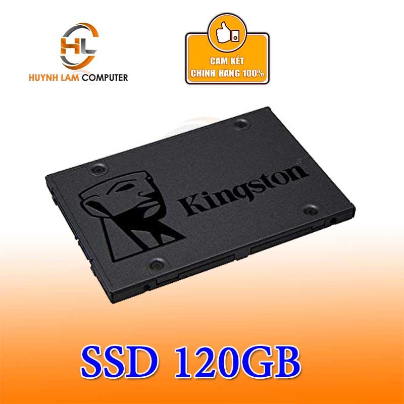Mua SSD 120GB Kingston A400 2.5″ Vĩnh Xuân phân phối Tại Huỳnh Lâm Computer
