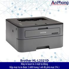 Máy in Laser Duplex Brother HL-L2321D (Đen)