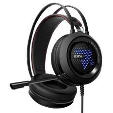 Tai nghe gaming Zidli ZH6 LED giả lập 7.1 (đen)