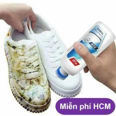 Sunzin.HCM Free từ 99k – Flac Chai xịt làm sạch giày dép 75k / chai tẩy trắng giày dep / làm sạch túi xách/ tẩy ố giày dép túi xách – SZ1911041