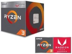 Tư vấn chọn mua CPU AMD Ryzen 3 2200G 3.5 GHz (3.7 GHz, socket AM4)