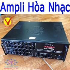 Ampli Jarugaer HÒA NHẠC PA-203N   Âm ly hát karaoke 8 sò